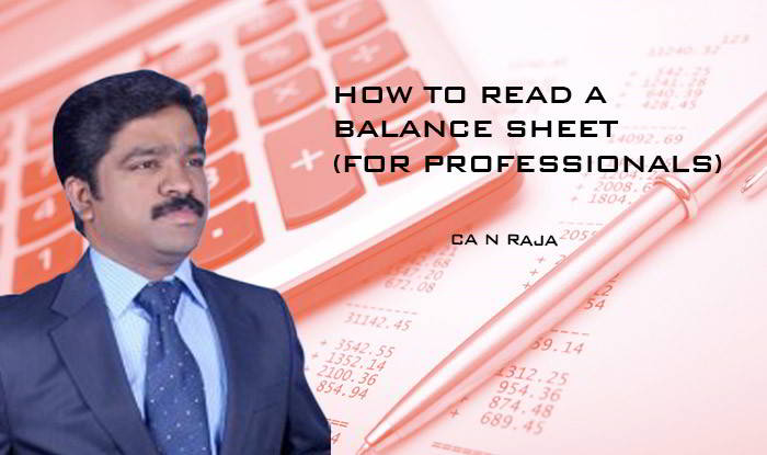 How to Read a Balance Sheet (for Professionals)