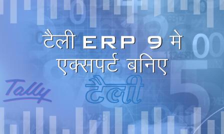 tally erp 9 in hindi