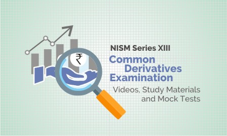 NISM Series XIII - Common Derivatives Examination