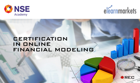 Certification in Online Financial Modeling