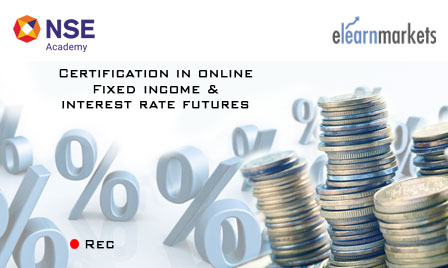 Certification in Online Fixed Income and Interest rate futures
