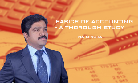Basics of Accounting - A Thorough Study