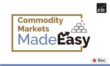Commodity Markets Made Easy