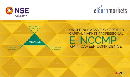 NSE Academy Certified Capital Market Professional (E-NCCMP)
