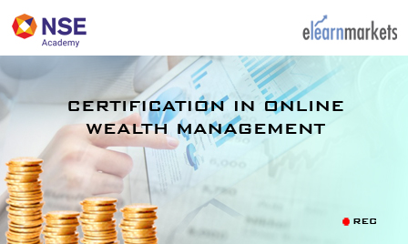 Certification in Online Wealth Management