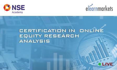 Certification in Online Equity Research Analysis