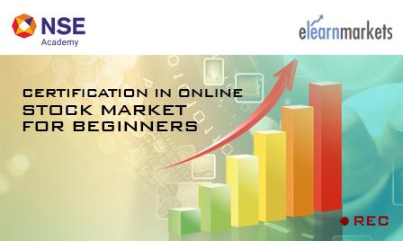 Certification in Online Stock Market for Beginners