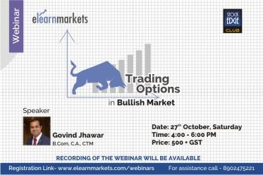 Trading Options in Bullish Market