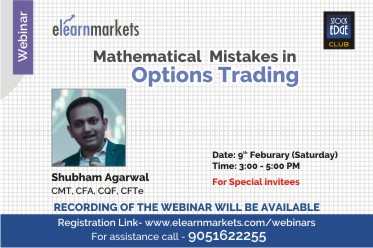 Mathematical Mistakes in Options Trading