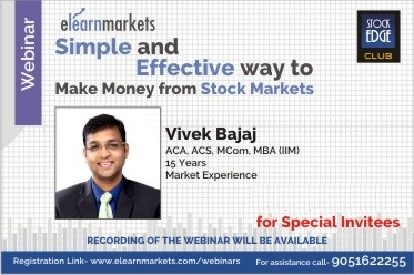 Simple and Effective way to Make Money from Stock Markets