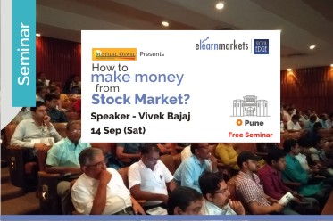 How to make money from Stock Markets - Pune