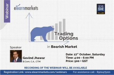 Trading Options in Bearish Market