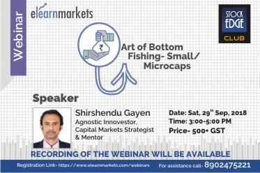 Art of Bottom Fishing- Small/Microcaps